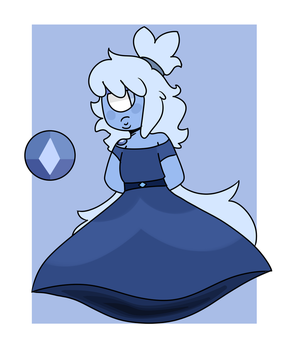 Blue Sapphire - CLOSED by snap-adopts