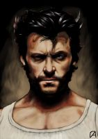 Wolverine by DeadArt1