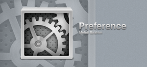 Preference Icon by M3HD1
