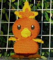 Torchic Pokemon Plushie