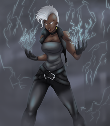 Mohawk Storm by ThisGuy200029
