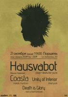 Hausvabot by SkipDesign