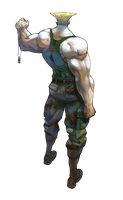 Guile by ZEBES