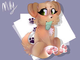 Milly by TheArtisticMutt