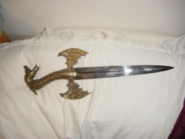 Dragon dagger by ED-resources