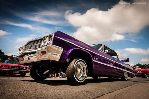 1964 Chevrolet Impala Lowrider by AmericanMuscle