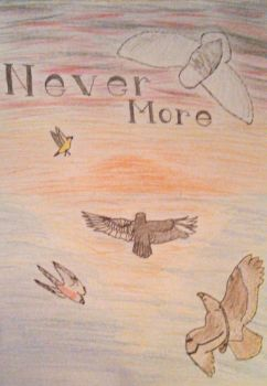Nevermore - Sunset Cover by goldfinch63