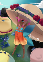 Fairy Miki and Her Hats by Mango-Nectar