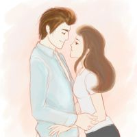 Request: Edward and Bella by beckyscully