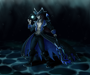 .:: Kingbrine the Sea Demon ::. by Dark-Genesys