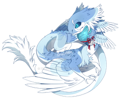 [C] Frostbite by dracooties