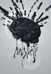 Anxiety by RodrigoWilliam