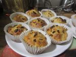 Onion muffins by Sia-the-Mawile
