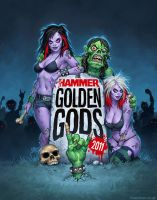 Golden Gods 2011 by MattDixon