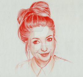 Zoe Sugg by ludvigsen