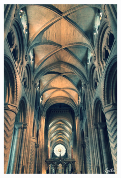 Durham Cathedral by dreamsofwinter