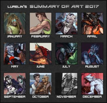 2017 by Lurelin