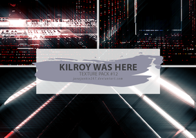 Textures #12 - Kilroy Was Here by JJ-247