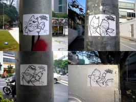 Stickers 2008 by thekillergerbil