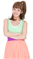 PNG: SNSD Hyoyeon by chazzief