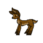 Delilah animated pixel by RavenHaywire
