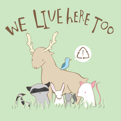 We Live Here Too by picklenation