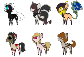 Ponii adopts by Ad-opt