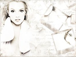 britney spears wallpaper by vblackangelv