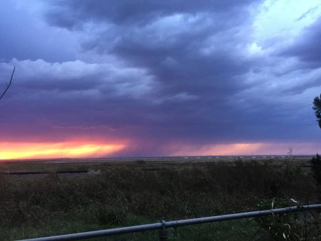 Oklahoma Downpour by nick8065