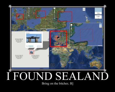 SEALAND by xXxAbyssQueenxXx