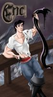Prince Eric Post Battle by hollano