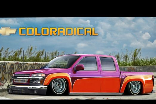 Chevy Lowrider by 7ricky