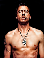 Robert Downey Jr Again by donvito62