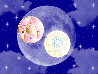 Moon Crystal Power Make Up by sailormoon100