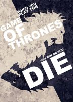 Game of Thrones posters 2 by tibots