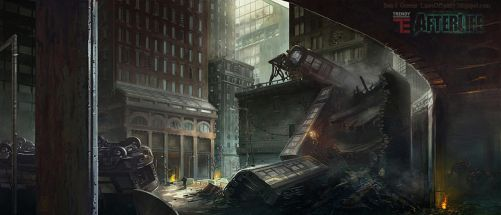 Afterlife-Trainwreck by MrBlackCap