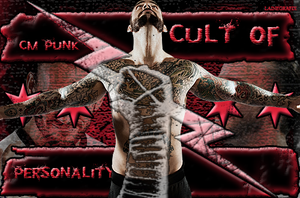 CM Punk Cult of Personality 6 by Claine89