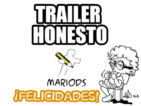 Trailer Honesto: MarioDS by Chistoso-TheJoke