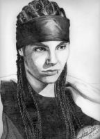 Tom Kaulitz B-day by StarGazerSquirrel