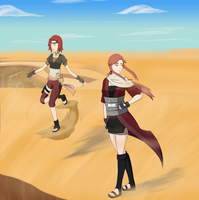 Daughters of the Sand *UP FOR AUCTION* by FudgeNugget