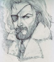Big Boss by Northern-god