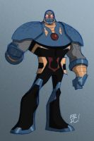 Darkseid by EricGuzman