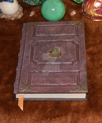 Hogwarts book of magic Griffindor Slitherin by RaptorArts
