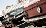 The Old Cars Mustang by Gelbaxa