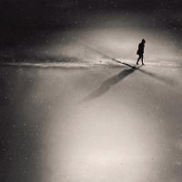 It Was A Snowy Night by MartinStranka