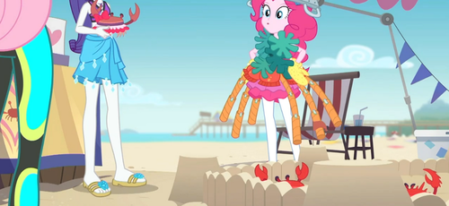MLP EQG Too Hot to Handle  Moments 1 by Wakko2010