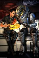 We're in the middle of some calibrations by Dat-Taiga