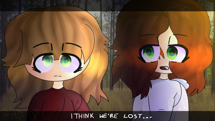 i think we're lost by RandomPet