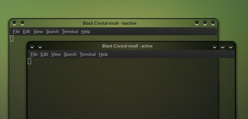 Black Crystal small by Pulicoti