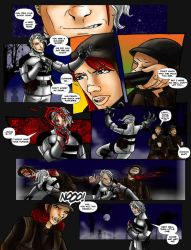 Warchild page Four by Fanglicious